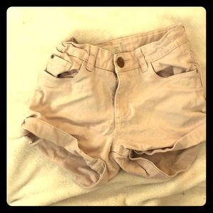 ZARA shorts for girls!🎉